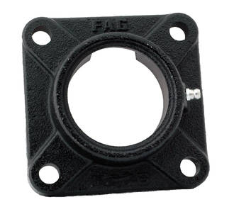 FX13: Ball Bearing Unit Housing Flange 4 Bolt