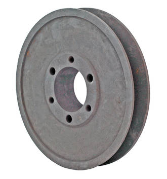 PDA180: 180MM Bi Lock Pulley