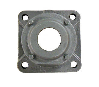 FC520B: Housing Flange 4 Bolt Flange Open Cover