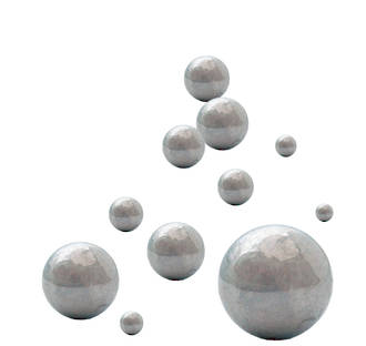3/8 STEEL BALL: 3/8 INCH Steel Ball Pack 10 pcs