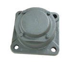 FCM513A: Housing Flange 4 Bolt Flange Blank Cover