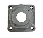 FCM516B: Housing Flange 4 Bolt Flange Open Cover