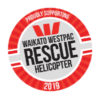 Waikato Westpac Rescue Helicopter Supporter