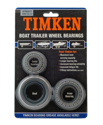 Kit6007t Boat Trailer Bearing Kit Lm11949 10 Lm67048 10